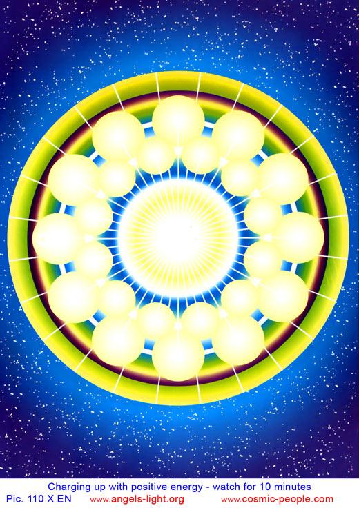Positive Energy Symbol