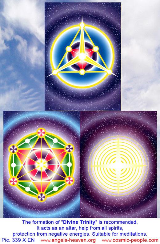 Spiritual Figures And Symbols